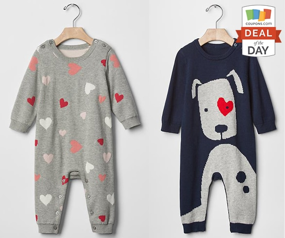35dae431de06 Deal of the Day  50% Off All Baby Gap Sale Items - thegoodstuff