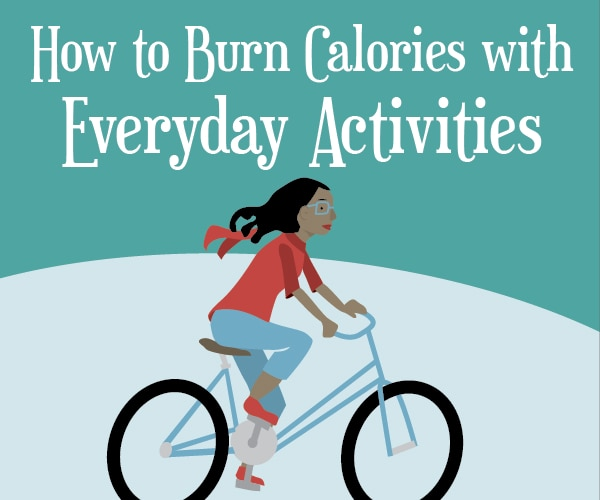 How to Burn Calories with Everyday Activities | thegoodstuff