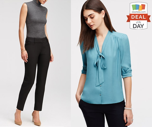 Deal of the Day: 50% Off Ann Taylor Sale | thegoodstuff