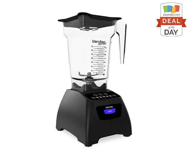 Deal of the Day: 40% Off Blendtec Blender (Lowest Price!) | thegoodstuff