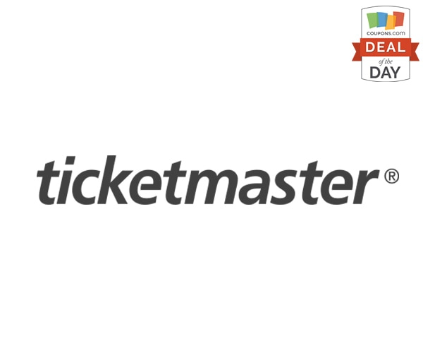 Deal of the Day: 50% Off Two Ticketmaster Coupons | thegoodstuff