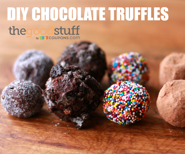How to Make Truffles for Your Sweetie [Video] | thegoodstuff