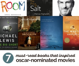 7 Must-Read Books That Inspired Oscar-Nominated Movies | thegoodstuff