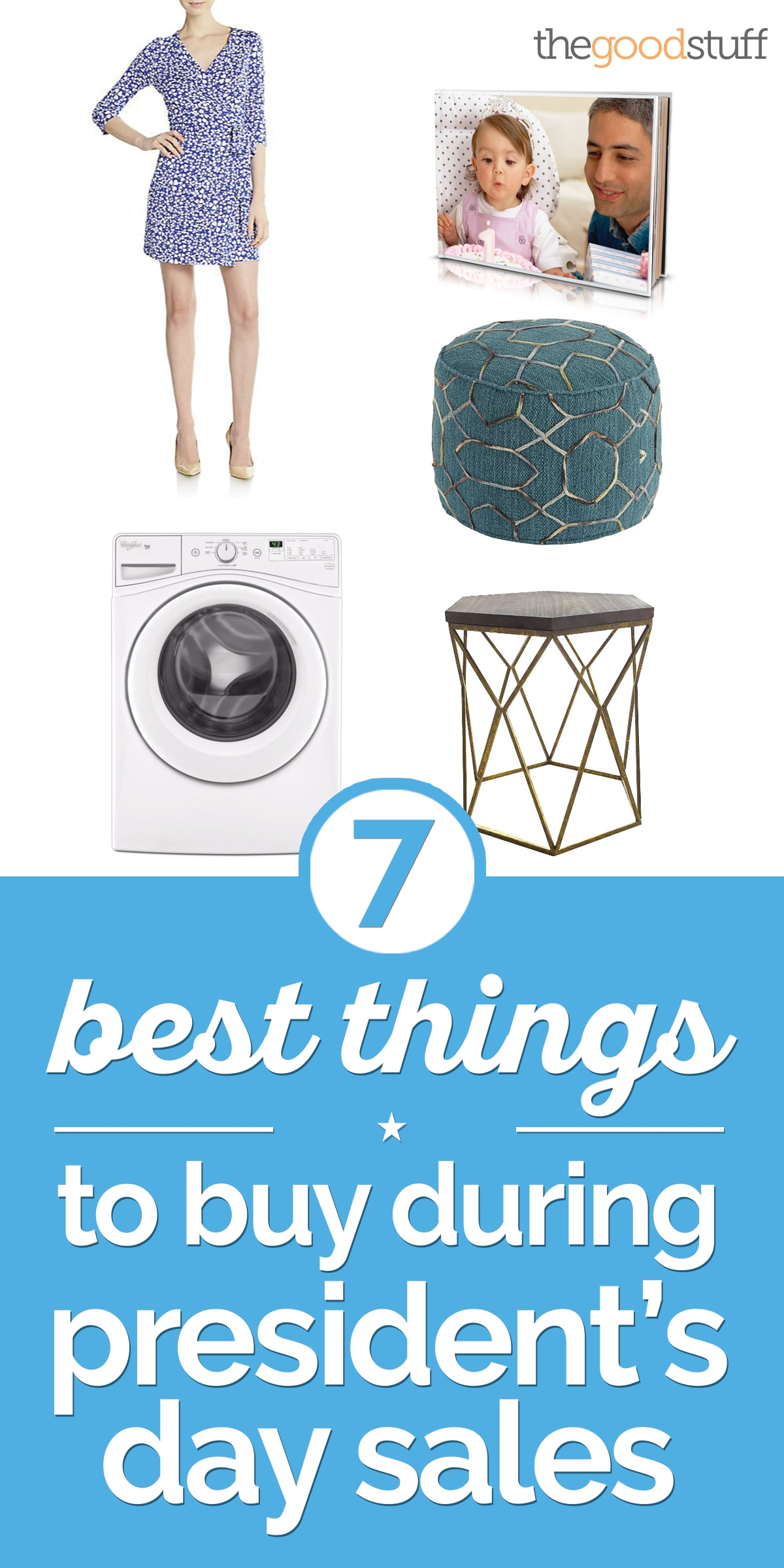 7 Best Things to Buy During President's Day Sales | thegoodstuff