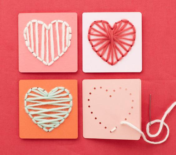 Be My Valentine Crafts For Kids Video  Thegoodstuff