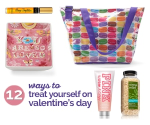 12 Ways to Treat Yourself on Valentine's Day | thegoodstuff
