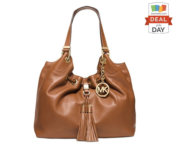 19eda46310 Deal of the Day  Big Savings on Michael Kors Bags - thegoodstuff