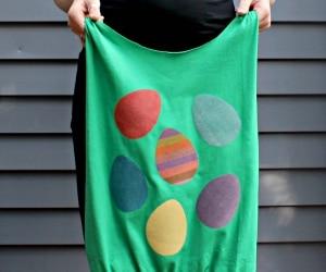 A Hippity, Hoppity DIY Easter Basket | thegoodstuff