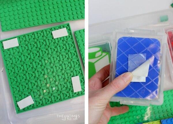 Make Your Own DIY Lego Travel Box | thegoodstuff