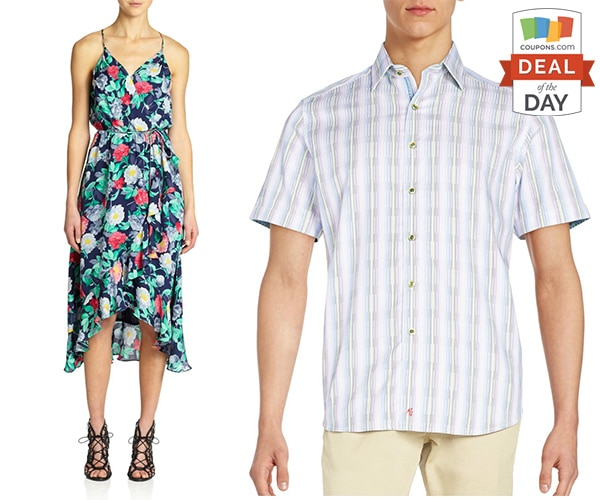6fa72efe7a Deal of the Day  Save Up To 80% at Saks Off 5th - thegoodstuff