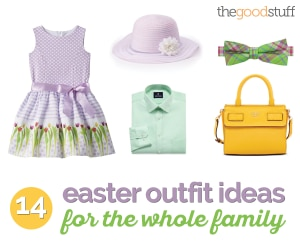 14 Easter Outfit Ideas for the Whole Family | thegoodstuff