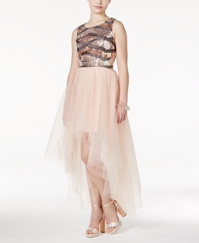 Shine Bright in 10 Macy's Prom Dresses Under $99 | thegoodstuff