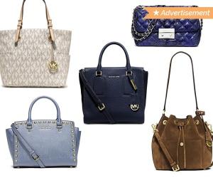 8 Michael Kors Handbags We Covet — & They're On Sale! | thegoodstuff