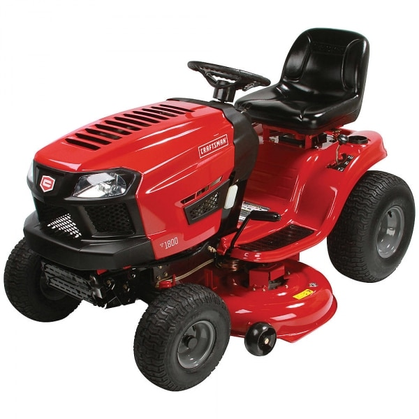 The Riding Lawn Mower: Your BFF This Summer | thegoodstuff