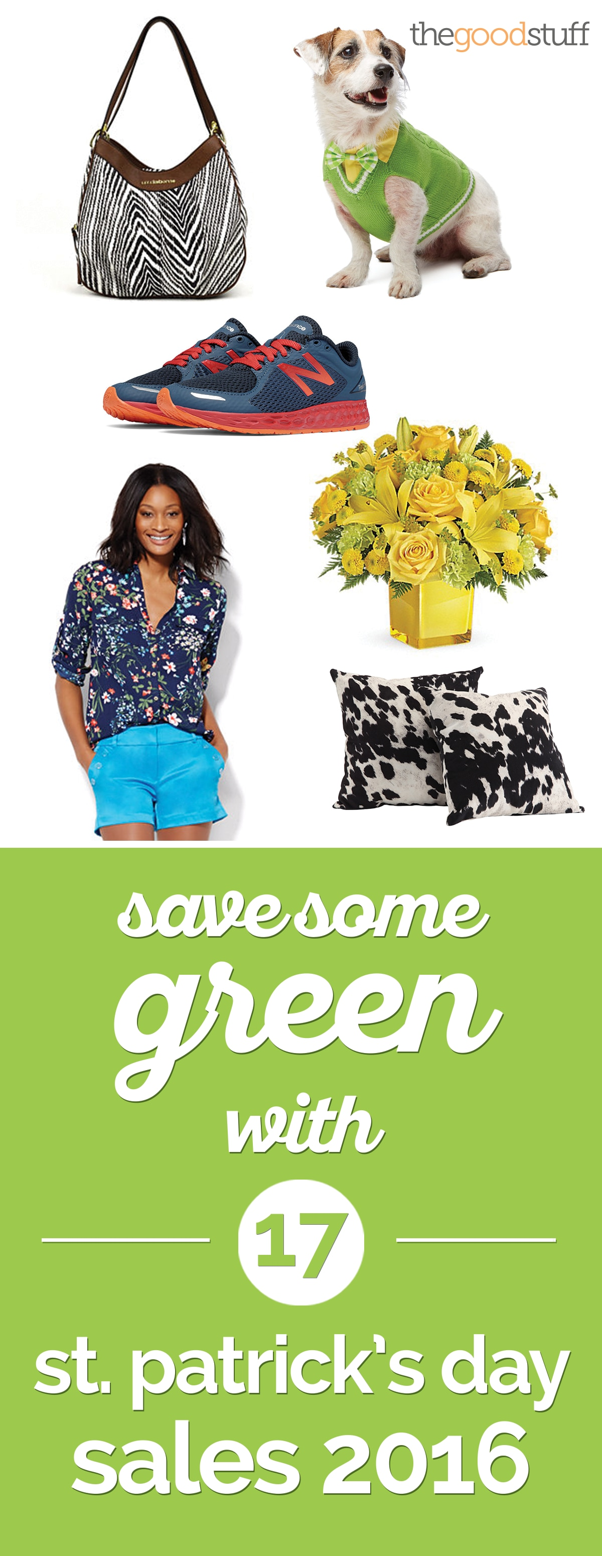 Save Some Green With 15+ St. Patrick's Day Sales 2016 | thegoodstuff