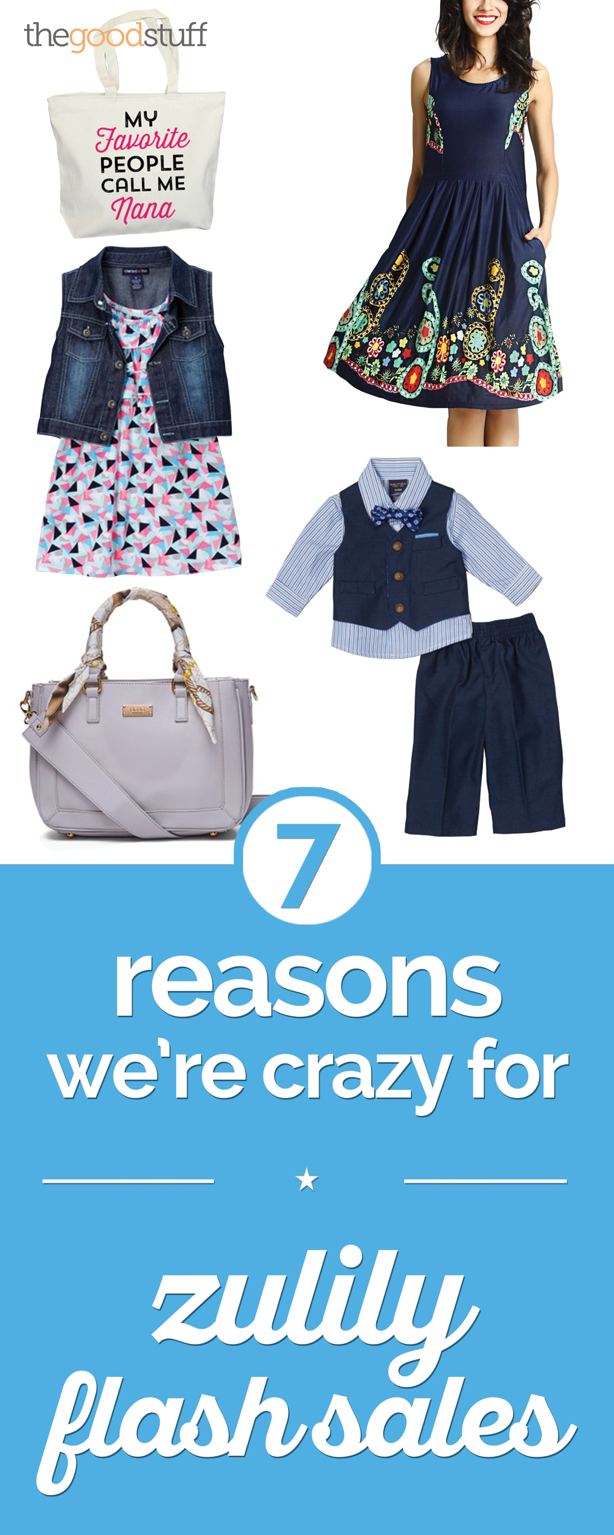 7 Reasons We're Crazy for zulily Flash Sales | thegoodstuff