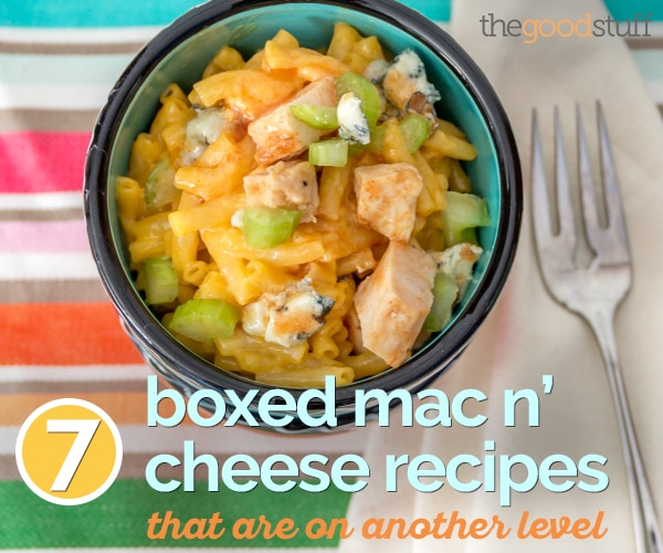 7+ Ways to Dress Up Boxed Mac & Cheese. And as a year-old, my meal of choice was (you guessed it!) boxed macaroni and cheese 9 out of 10 times. It was easy to make, extremely delicious, and I could often enjoy the leftovers for lunch the next day. Easy Recipes That Make Boxed .