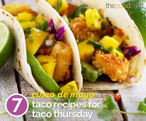 "7 Cinco de Mayo Taco Recipes for ""Taco Thursday"" 