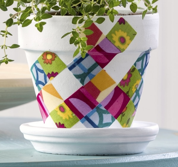Perk up your planters with 3 diy flower pot ideas thegoodstuff