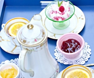 A Berry Sweet Mommy and Me Tea Party | thegoodstuff