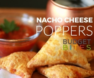 Budget Bites: Nacho Cheese Poppers | thegoodstuff