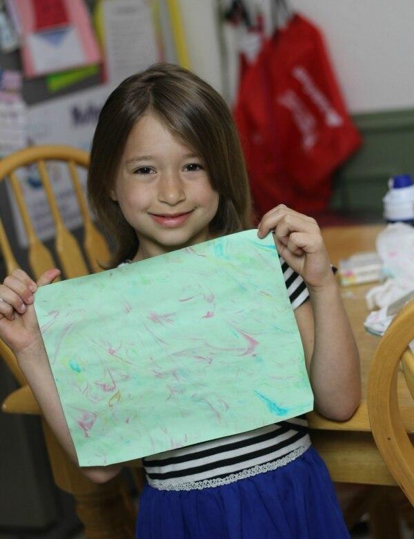 6 Shaving Cream Art Projects for Kids   thegoodstuff
