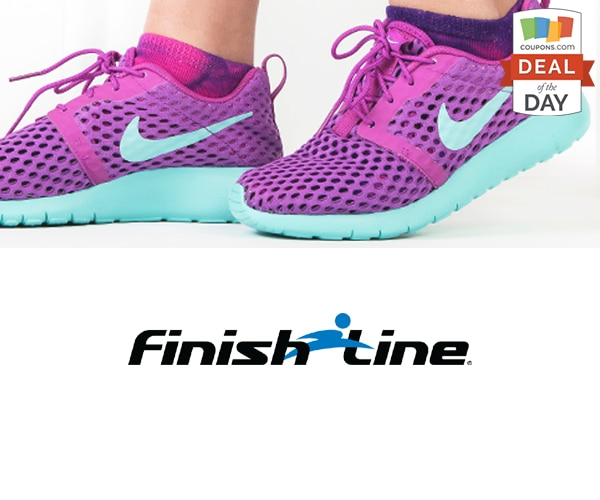 Looking for summer sneakers or new gym clothes to finish your epic workouts  at sale prices? Finish Line is offering up to 50% off newly discounted Nike  ...