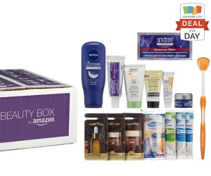 Deal of the Day: Beauty Sample Box With $14.99 Credit