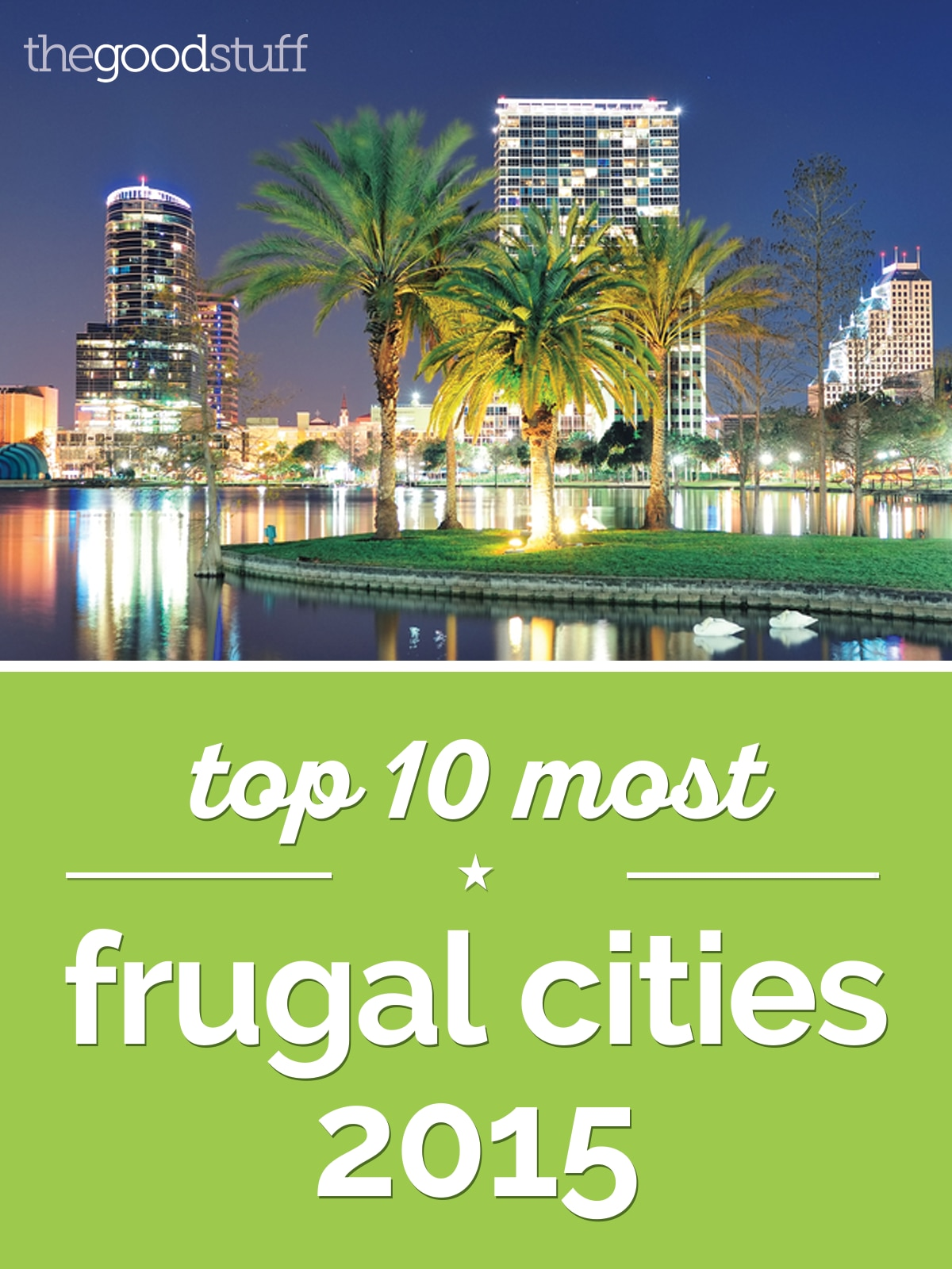 Top 10 Most Frugal Cities 2015 | thegoodstuff
