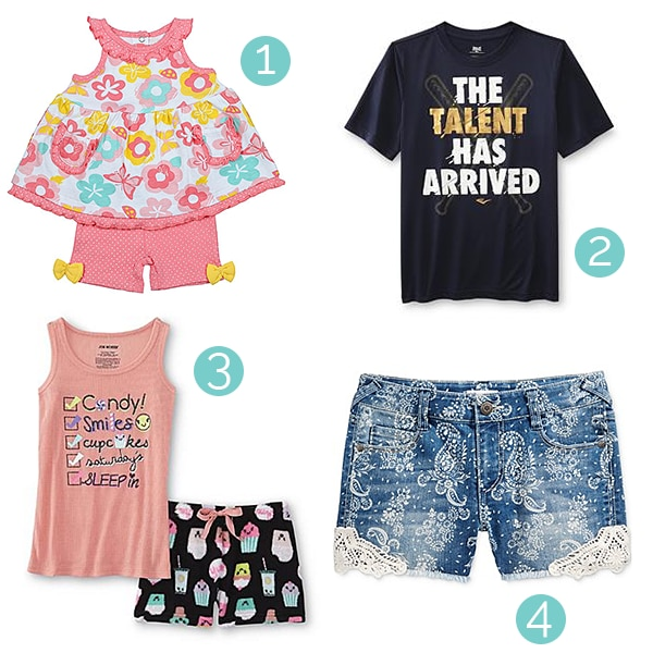 How to Save Money on Kids' Clothes for Summer | thegoodstuff