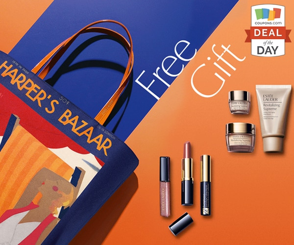 Deal of the Day: Free Gift W/ $45 Purchase from Estee Lauder - thegoodstuff
