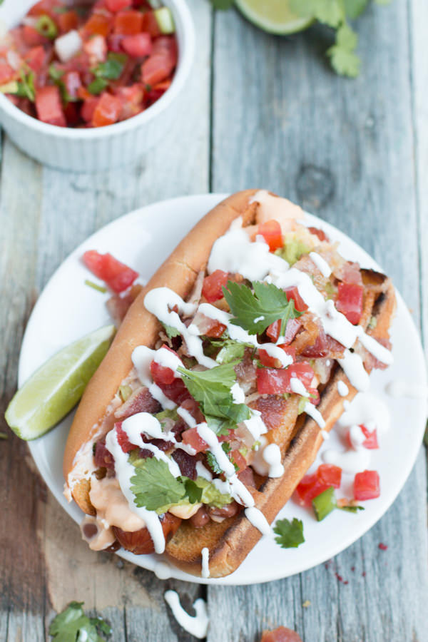 13 Gourmet Hot Dog Recipes We Quite Frank-ly Adore | thegoodstuff
