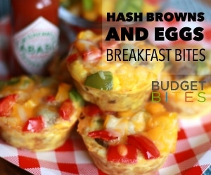 Budget Bites: 5 Ways These Breakfast Bites Will Brighten Your Day | thegoodstuff