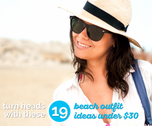 Turn Heads with These 16 Beach Outfit Ideas Under $30 | thegoodstuff