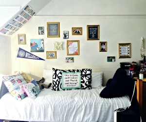 10 Tips for Dorm Decorating On a Budget | thegoodstuff