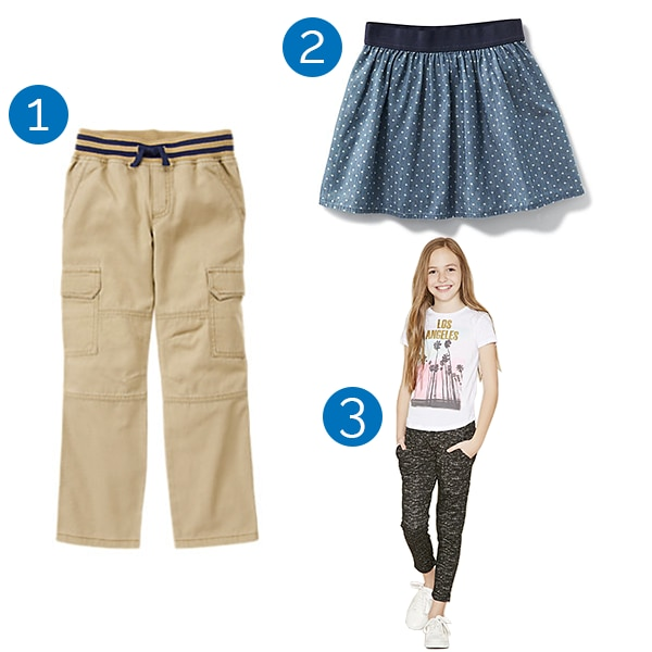 7 Ways to Save Money on Back to School Clothes Shopping | thegoodstuff