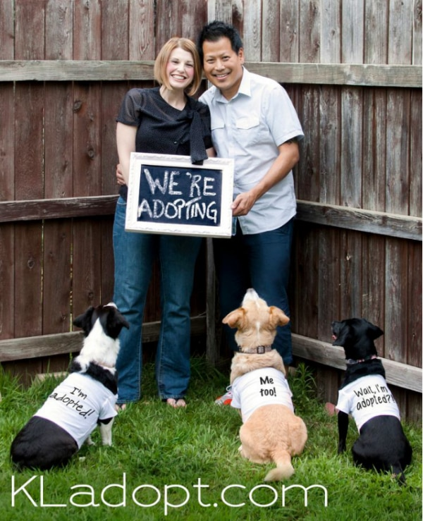 10 Amazing DIY Pregnancy Announcements That Are Totally DIY-able | thegoodstuff