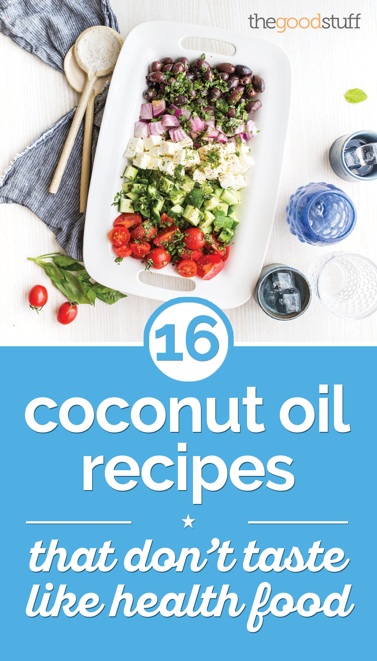16 Easy Coconut Oil Recipes That Don't Taste Like Health Food | thegoodstuff