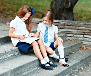 12 Cute School Uniform Ideas With a Personal Twist | thegoodstuff