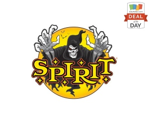 Deal of the Day: 25% Off 1 Item at Spirit Halloween