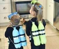 10 Easy DIY Halloween Costumes for Kids Anyone Can Make | thegoodstuff