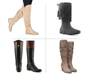 22 Fall Wide-Calf Boots You Won't Struggle to Put On | thegoodstuff