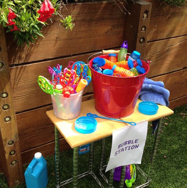Backyard Birthday Party Ideas For Kids 17 First Birthday Party Ideas For Moms On A Budget | Thegoodstuff