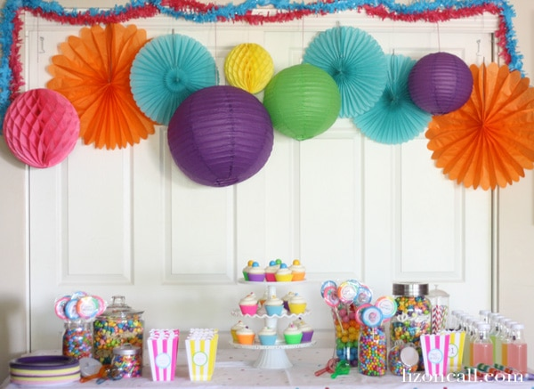 17 First Birthday Party Ideas for Moms On a Budget | thegoodstuff