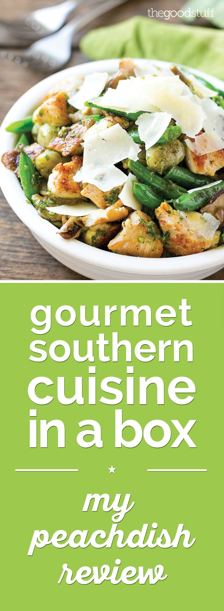 Gourmet Southern Cuisine in a Box — My PeachDish Review | thegoodstuff