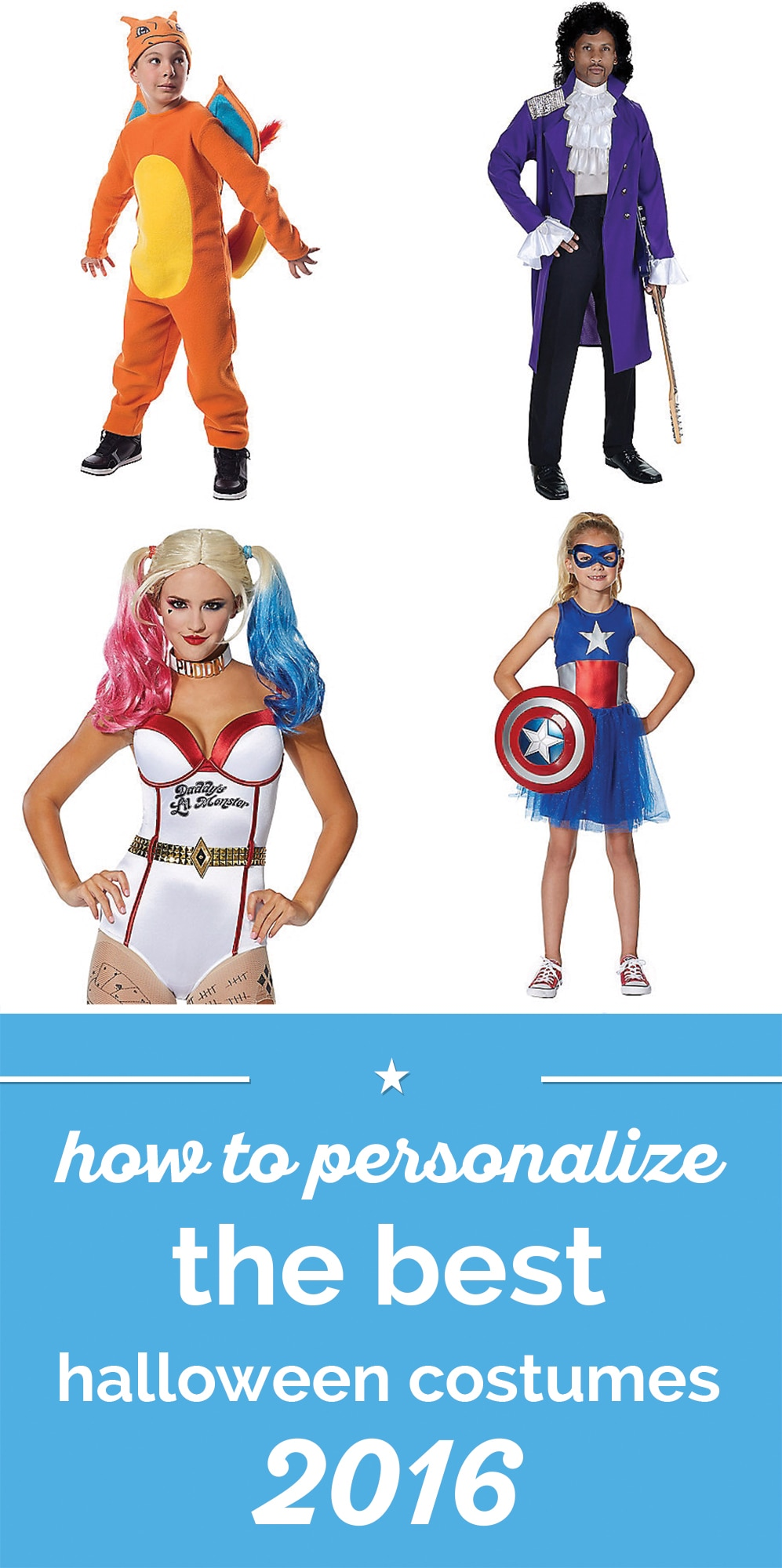 How to Personalize the Best Halloween Costumes 2016 | thegoodstuff