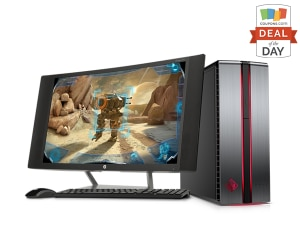 Deal of the Day: 15% Off Select Omen Gaming Desktop PCs