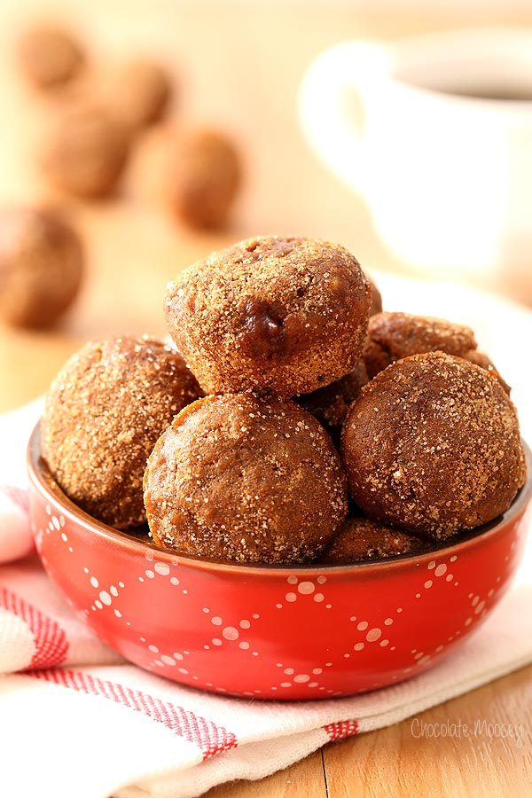 7 Donut Hole Recipes That Are Finger-Lickin' Good! | thegoodstuff