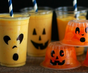 2 Easy Halloween Snacks for Kids So Tasty It's Scary! | thegoodstuff