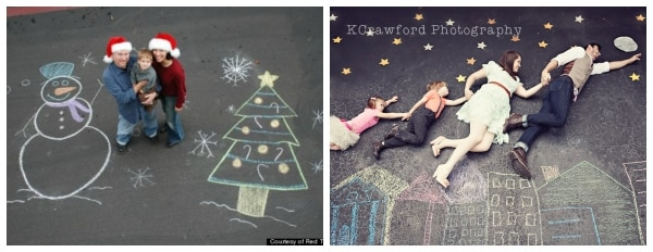 10 Family Christmas Photo Ideas That Are Totally NOT Awkward